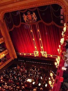 Amazing Snaps: Royal Opera House - London