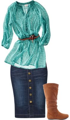 Fall Outfit...(Cute)