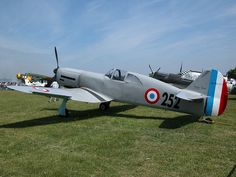 French Caudron C.714 light fighter (introduction - 1940; build - cca 90; speed - 460 km/h) Avions Ww2, Avions De Chasse, Marine Nationale, Armée De L'air, Guerre, 22 Juin, Histoire, Avion Militaire, Armée Française