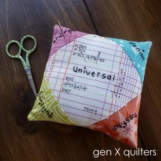Organize your Sewing Machine Needles