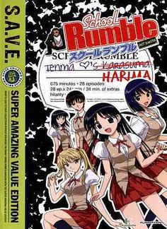 School Rumble: Season 1