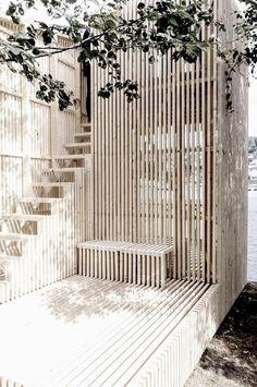 wood construction: