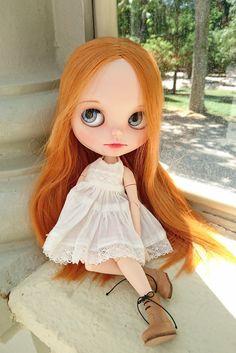 Blythe Custom OOAK doll par MaPetiteMademoizelle sur Etsy