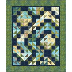 Hand Dyed Batik quilt kits made from Timeless Treasures Tonga Batiks. Unbeatable prices!