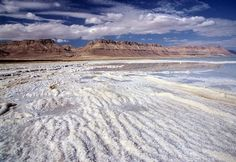 The natural wonders of the Dead Sea | Holy Land Pilgrimage