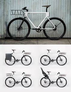 EVO Urban Utility Bike by Huge Design, 4130 Cycleworks, and PCH Lime Lab- Transportation runner up in the 2015 Core77 Design Awards