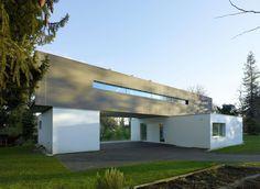 #architecture : The Bridge House by Christian von Düring - I Like Architecture © Thomas Jantscher