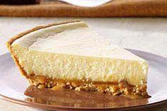 PHILADELPHIA® 3-STEP® Caramel Pecan Cheesecake recipe