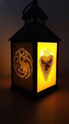 Game of Thrones House Lantern
