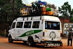 Guide to Public Transport in Ghana bus travel trotro