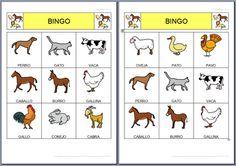 Creador de Bingos: nueva herramienta disponible en el portal ARASAAC. ~ ARASAAC…