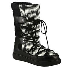 Super-Stylish Snow Boots That Kick Winter to the Curb - Moncler