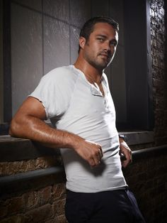Firefighter Friday! Are you ready for Taylor Kinney on #ChicagoFire?:
