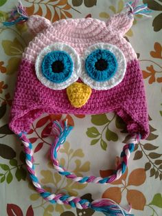 Owl hat i want this!