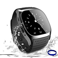 Smart Watch Bluetooth Smartwatch Phone Touch Screen Smart Wrist Watch Sport Fitness Tracker Pedometer Sleep Monitor All Functions Match for IOS iPhone 6S Plus 7 8 and Android Smart Phones Men Women #Smart #Watch #Bluetooth #Smartwatch #Phone #Touch #Screen #Wrist #Sport #Fitness #Tracker #Pedometer #Sleep #Monitor #Functions #Match #iPhone #Plus #Android #Phones #Women