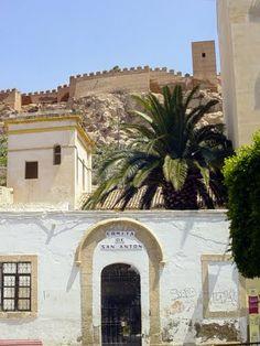 Almería (Andalucía) - Ermita de San Antón