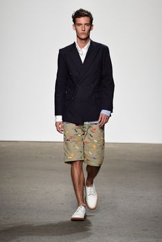 Mark McNairy New Amsterdam Spring 2015 Menswear - Collection - Gallery - Style.com