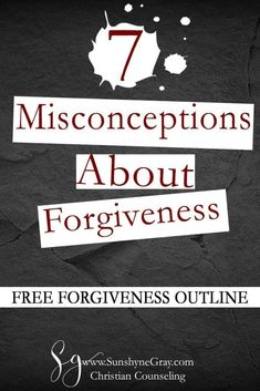 7 Things Forgiveness Is Not - Christian Counseling Life Lesson Quotes, Life Lessons, Life Quotes, Quotes Quotes, Money Quotes, Attitude Quotes, Music Quotes, Fake People Quotes, Forgiveness Quotes