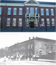 Het weeshuis vroeger, wat nu een stadhuis is. (word gehuurd door meerdere bedrijven)