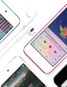 iPod touch 6th generation #AppleMusic #iPodTouch6G