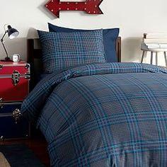 Duvet Cover Sets, Boys' Duvet Covers & Striped Duvet Covers | PBteen