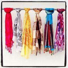Add #ColourToLife through fashion.