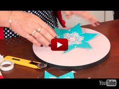 Riley Blake Designs presents Sue's Fussy Cutting Video
