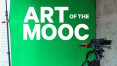 'ART of the MOOC: Merging Public Art and Experimental Education from Duke University & Creative Time. Join thousands around the world in this free, six-week online course that is also a work of public art. Designed by artist and Duke University professor Pedro Lasch, and co-taught by Creative Time chief curator Nato Thompson, the course includes creative exercises and dozens of presentations by key figures in the field of art and social politics. https://www.coursera.org/course/artofthemooc