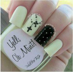 Catholic nails