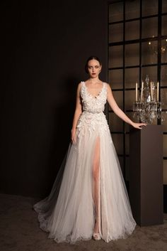 Introducing: Anna Georgina's Sumptuous 2016 Wedding Dress Collection Anna Georgina 2016 Collection is a whirlwind of classic wedding dress silhouettes, coupled with the finest fabrics in ivory, blush and nude. 2016 Wedding Dresses, Stunning Wedding Dresses, Classic Wedding Dress, Glamorous Wedding, Wedding Attire, Bridal Dresses, Wedding Hijab, Bridal Collection, Dress Collection