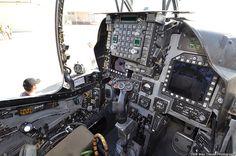 Harrier Cockpit by Max Tribolet, via Flickr