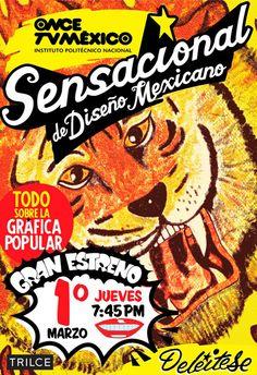 Sensacional del diseño mexicano