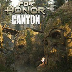 For Honor - Canyon, Charles Faubert on ArtStation at https://www.artstation.com/artwork/V0xz4