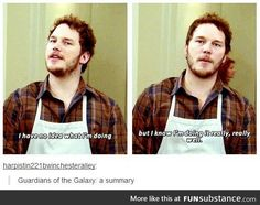 Our Star-Lord, Peter Quill