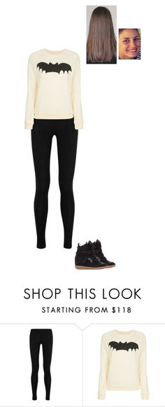 """Sem título #7083"" by gracebeckett on Polyvore featuring moda, Donna Karan, Zoe Karssen e Isabel Marant"