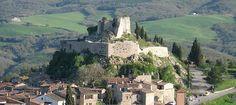 Rocca Aldobrandesca of Castiglione D'Orcia - chestnut & mushroom festival