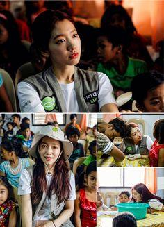 Park Shin-hye to establish the second Shin-hye Centre in Manila @ HanCinema :: The Korean Movie and Drama Database