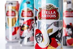 Stella Artois Limited Edition - Cannes Film Festival on Packaging of the World - Creative Package Design Gallery