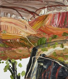 2012 More paintings from no man's land — Guy Maestri Abstract Nature, Abstract Landscape Painting, Seascape Paintings, Landscape Art, Landscape Paintings, Abstract Art, Contemporary Landscape, Contemporary Paintings, Australian Painters