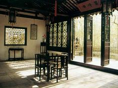 Centuries of rich culture expressed in interior design. The best chinese interiors to boost your inspiration Great decor ideas! Asian Interior Design, Chinese Interior, Asian Design, Japanese Interior, China Architecture, Ancient Chinese Architecture, Interior Architecture, Traditional Chinese House, Traditional Interior