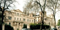 Kesington Palace Gardens – London, UK. Value: $140 million. Owner: Roman Abramovich