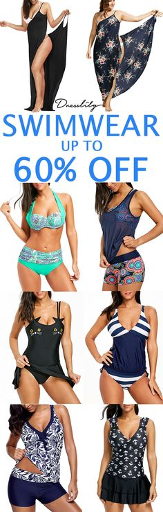 UP TO 60% OFF.Buy New Swimwear,Shop the Latest Womens Bathing Suits, Swimsuits, & Bikinis Online at Dresslily.com. FREE SHIPPING WORLDWIDE!#swimwear#swimsuit