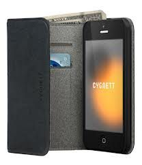 Flip Wallet Case for iPhone 5 - Function both as wallet and case. If you do not want to bear the burden of purse and mobile in pocket, this case suits you well.  It has separate space for smart phone, credit cards, pounds and papers.