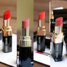 Bobbi Brown Lipsticks (4 Total) New