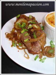 Une viande savoureuse et aromatisée à souhait ! - Recette Plat : Filets de canard à la créole par Plume_d_argent