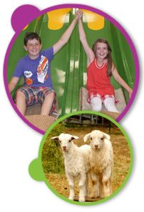 Mead Open Farm, Leighton Buzzard. Adult £11.25, 2-16 years £10.25, under 2s free