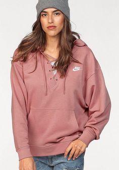 Nike Hoodie Herren rust pink im Online Shop von SportScheck