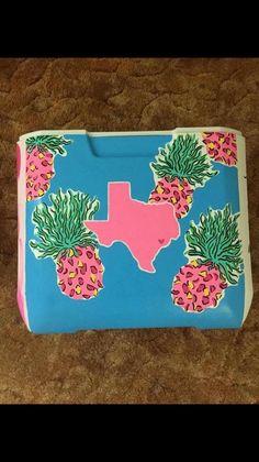 texas pineapple cooler