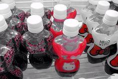 Hello Kitty Water Bottles..