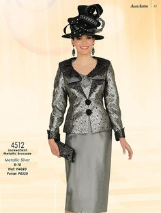Fall 2015Metallic Silver  Sizes 8-18